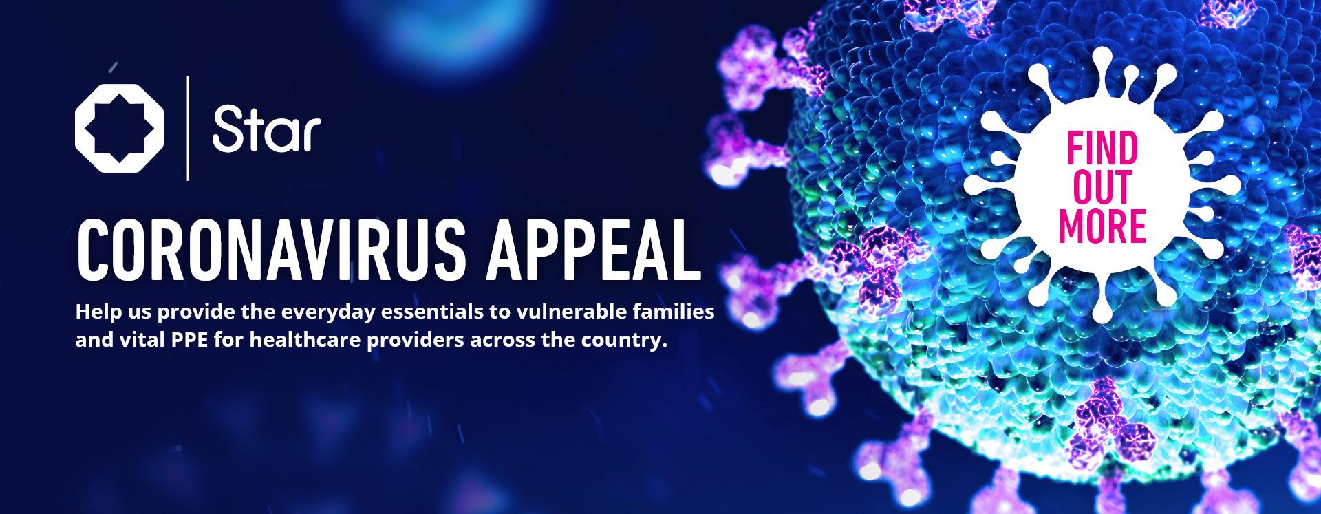 Corona Virus Appeal